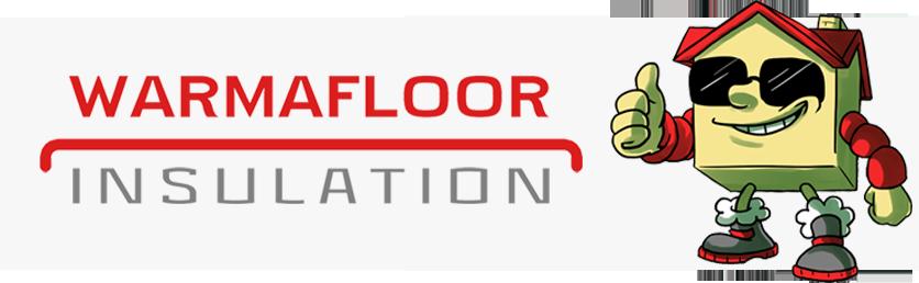 Underfloor insulation for wooden floors