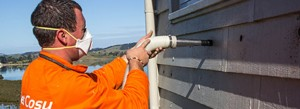 Where to insulate your home with wall insulation injected insulation