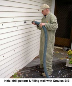 existing wall insulation CosyWall