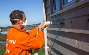wall insulation to your home